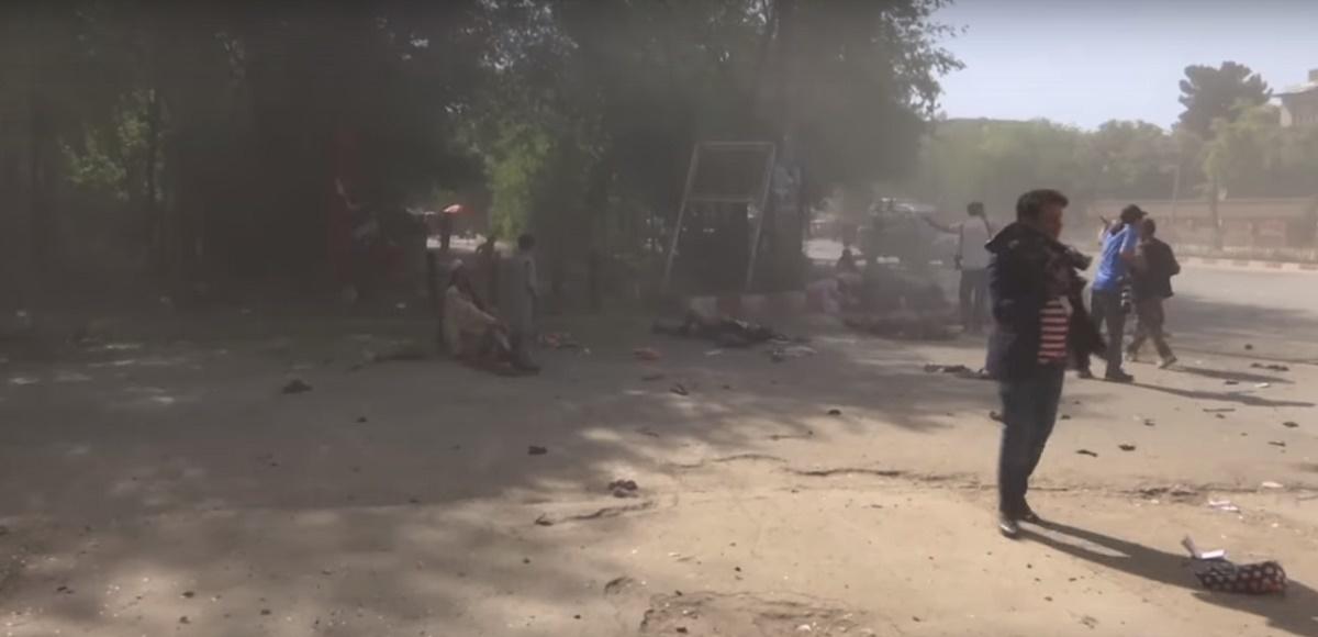 30 de copii au fost ucişi într-o şcoală în aprilie într-un atac al forţei aeriene afgane în Kunduz