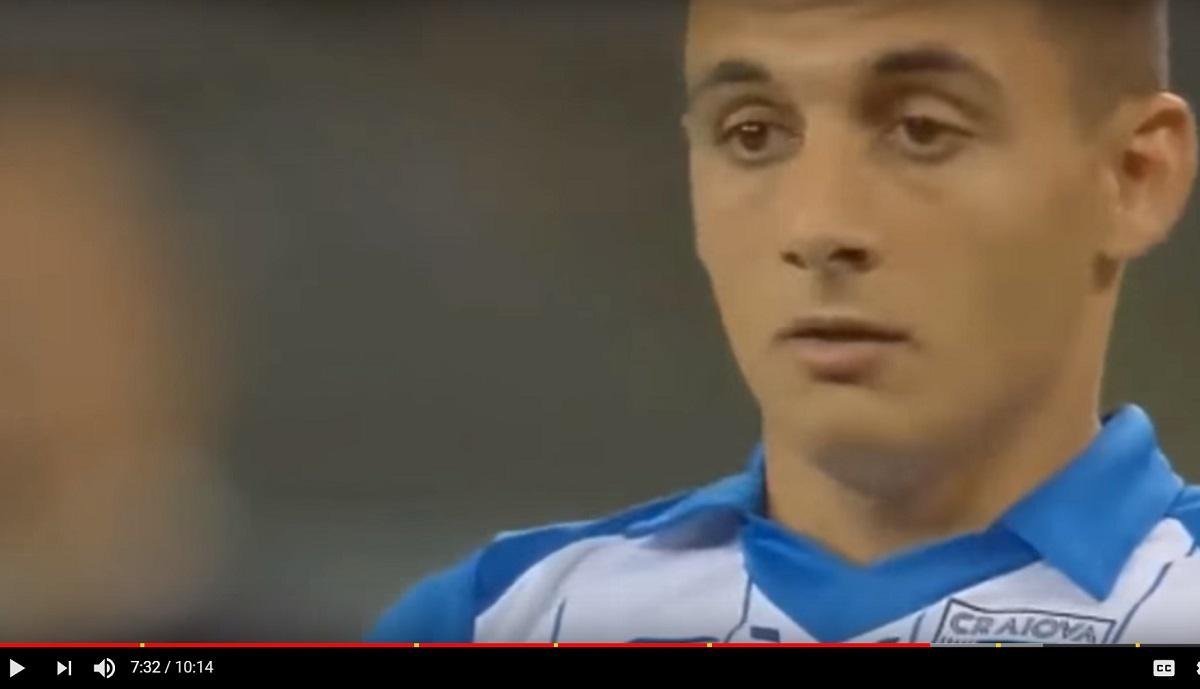 CSU Craiova - FCSB Rezumat video: Scor final 0-1. Titlul se decide în ultima etapă