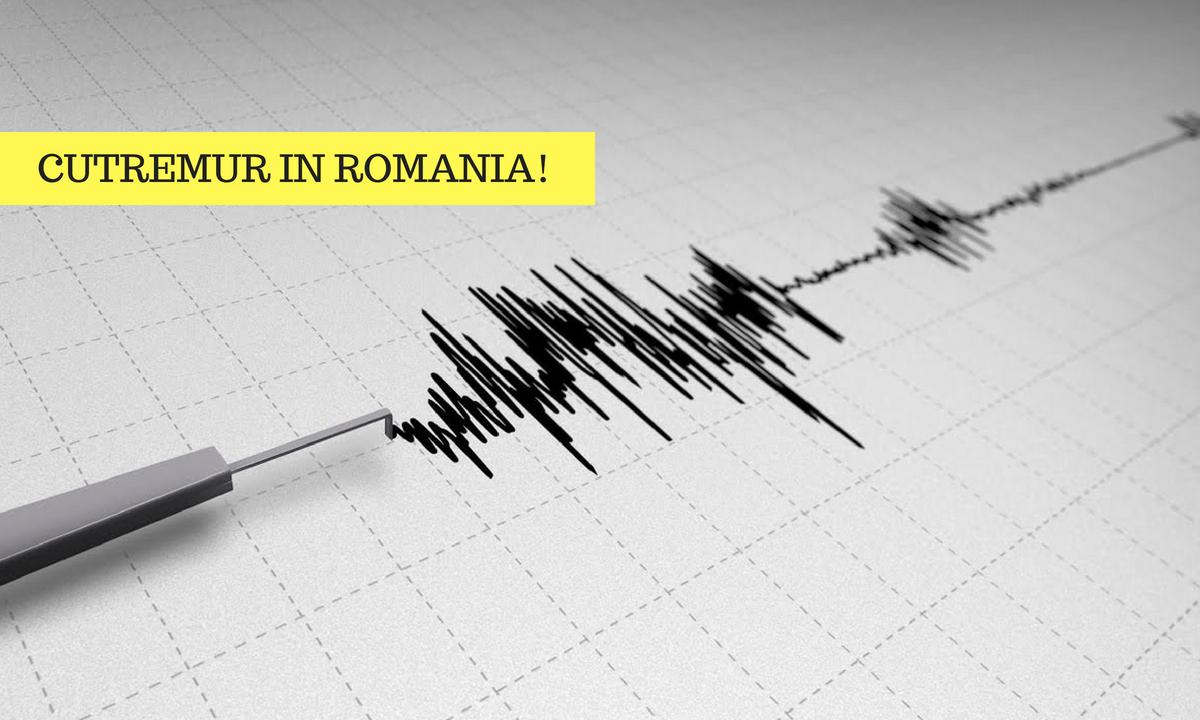 Cutremur în România pe 14 mai: Ce magnitudine a avut seismul de luni