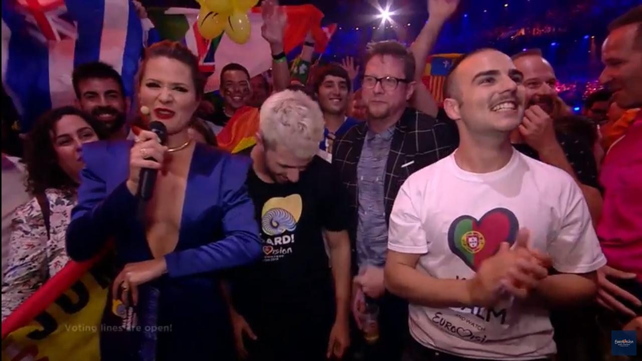 Răsturnare de situație! Cine este favoritul câștigător Eurovision 2018