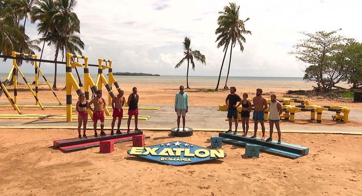 Primele reacții ale concurenților Exatlon, după ce au aflat că se termină concursul