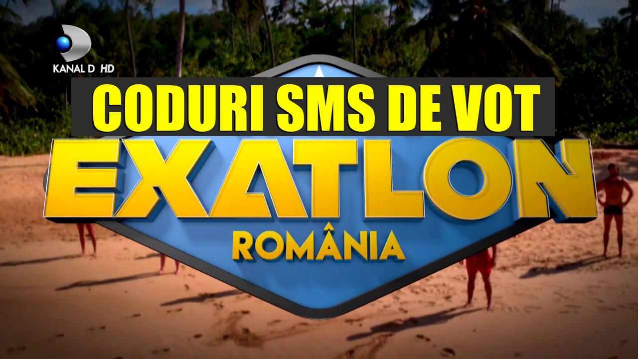 Exatlon - Votează-ți concurenții prin SMS. Iată codurile pentru Faimoși si Războinici