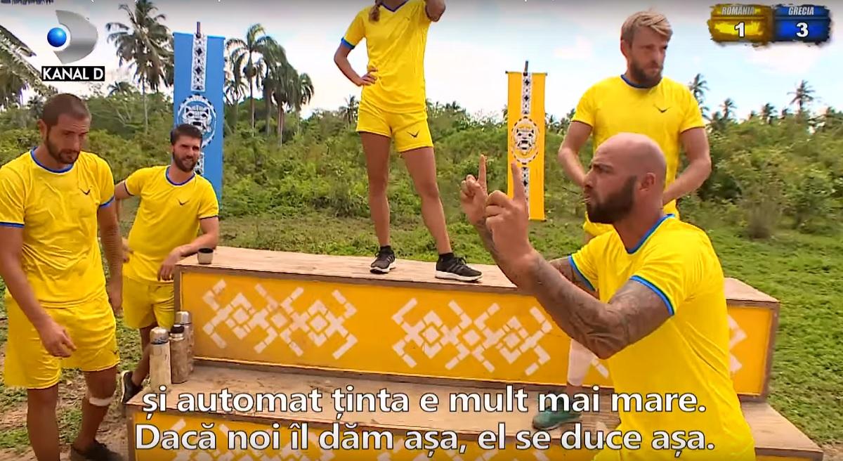 """Giani Kiriță rupe tăcerea după eliminarea de la Exatlon: """"Mi-aș dori să câștige..."""