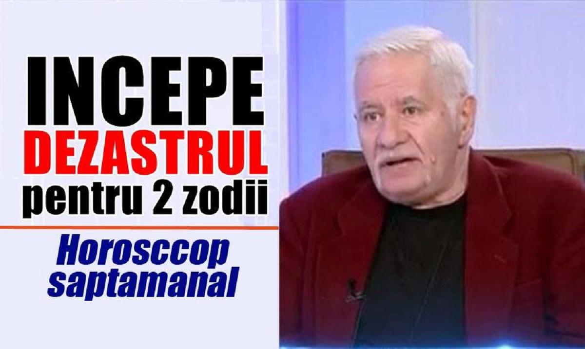 Horoscop săptămânal Mihai Voropchievici 6 - 12 mai 2018. Ce spun runele