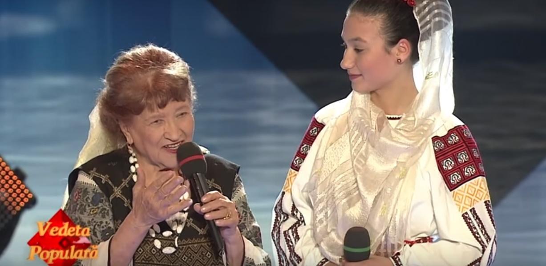 A murit artista de muzică populară Ileana Constantinescu