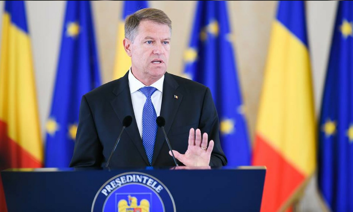 Klaus Iohannis solicită Parlamentului solicită reexaminarea Legii privind organizarea juridică