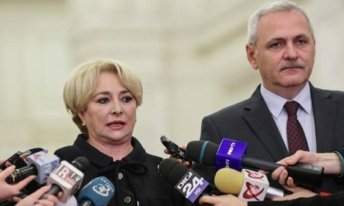 Plângere penală pe numele Vioricăi Dăncilă. Reacția lui Liviu Dragnea