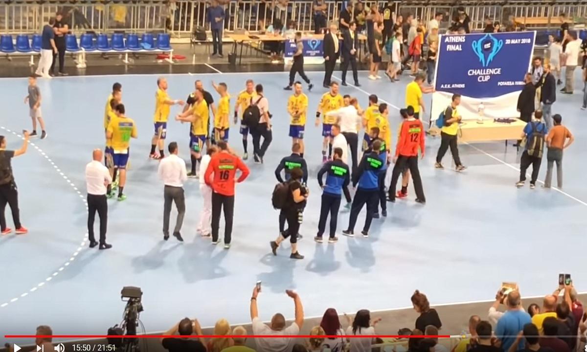 Potaissa Turda a câștigat Cupa Challenge la handbal masculin