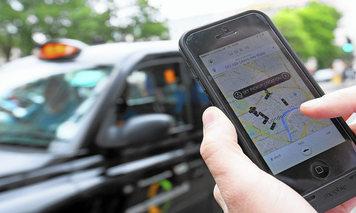 Proiect de lege: Uber, Taxify, Clever Taxi ar putea fi interzise