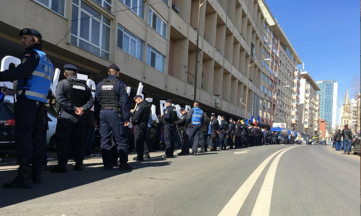 Protest în Piața Victoriei, după decizia CCR în cazul Laurei Codruța Kovesi! Proteste anunțate astăzi în București si alte oraşe