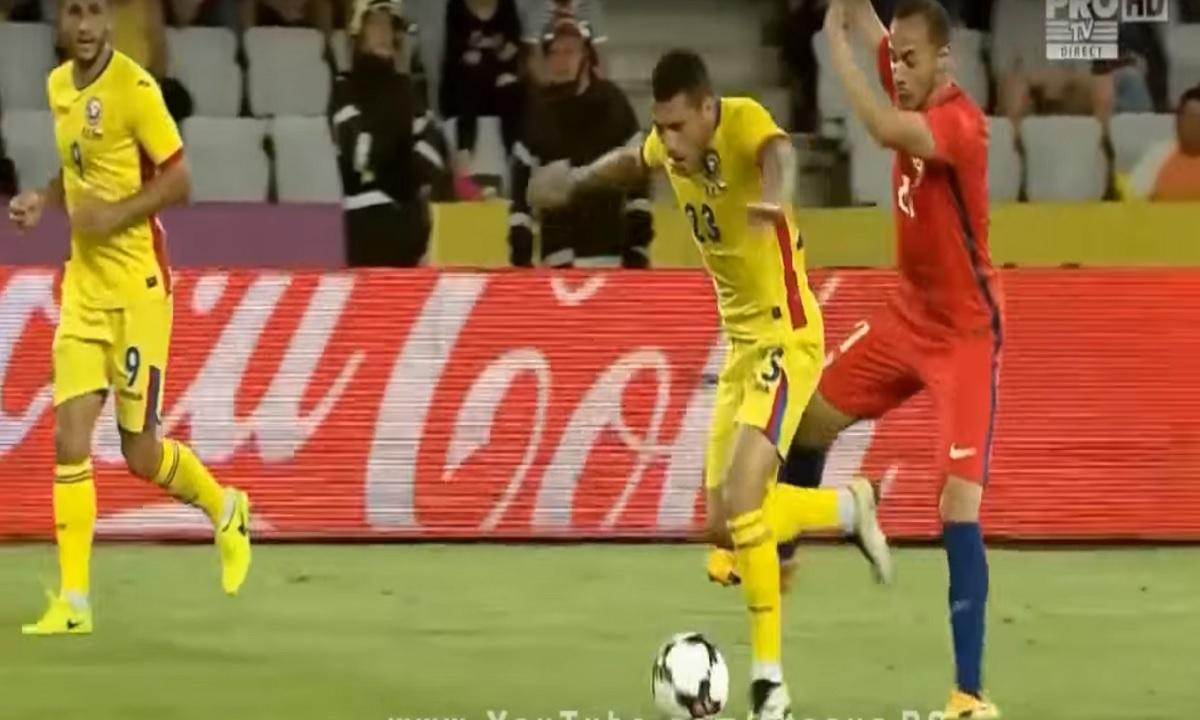 România - Chile scor live și Rezumat Video - Meci amical