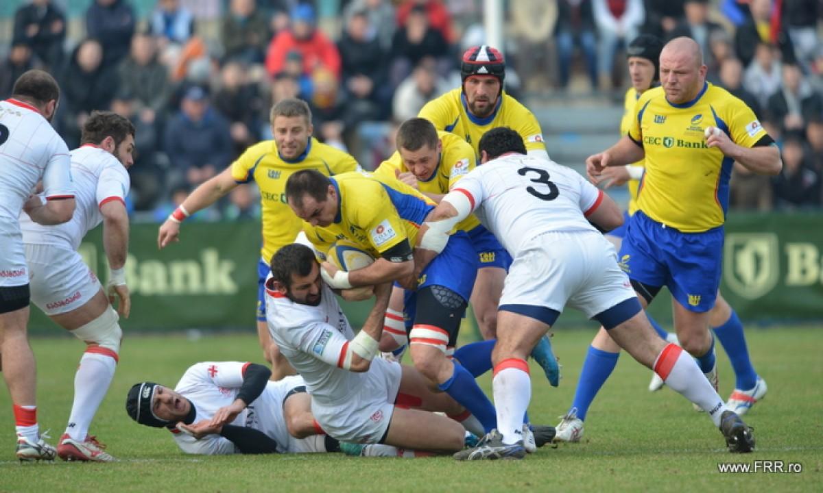 România, descalificată de la CM de rugby din 2019!