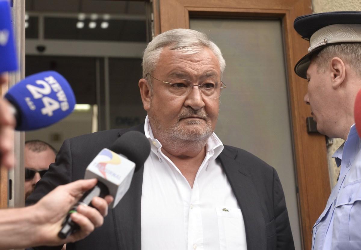 Cauțiune de un milion de euro pentru Sebastian Vlădescu!