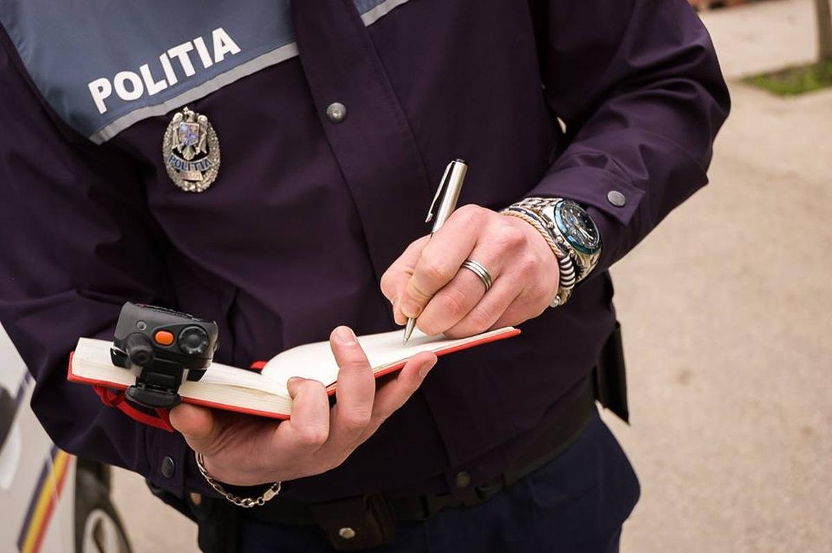 Şeful Poliţiei Feteşti, suspectat de pornografie infantilă. IPJ Ialomița a deschis o anchetă