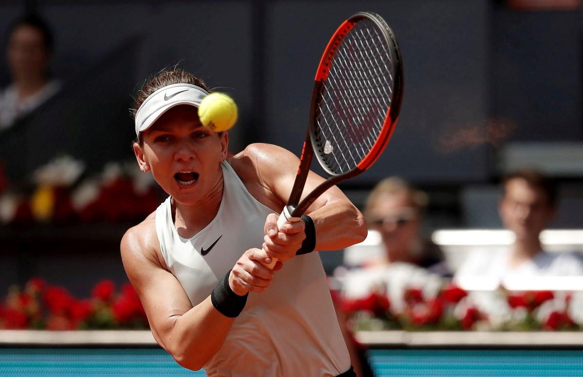 Simona Halep s-a calificat în sferturile de finală ale Turneului de la Madrid