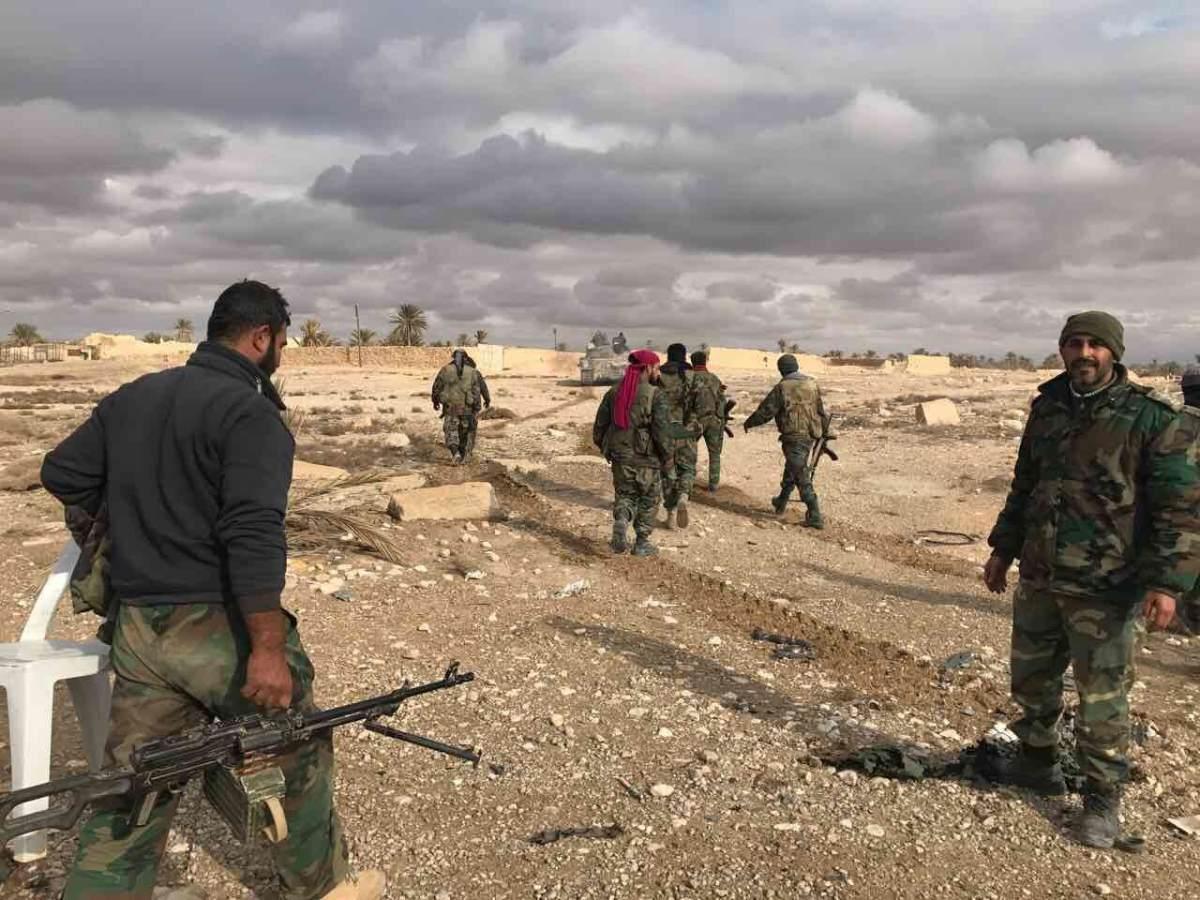 Cel puțin 31 de soldați uciși în Siria, în ciocnirea cu gruparea Statul Islamic