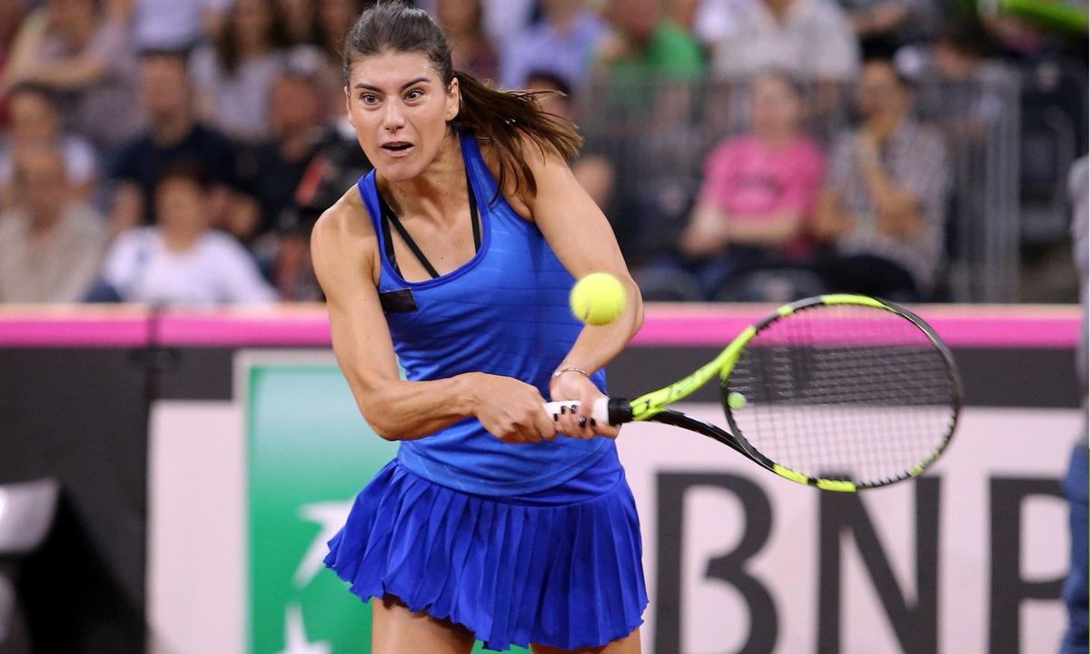 Sorana Cîrstea a fost învinsă la Roland Garros de Daria Gavrilova