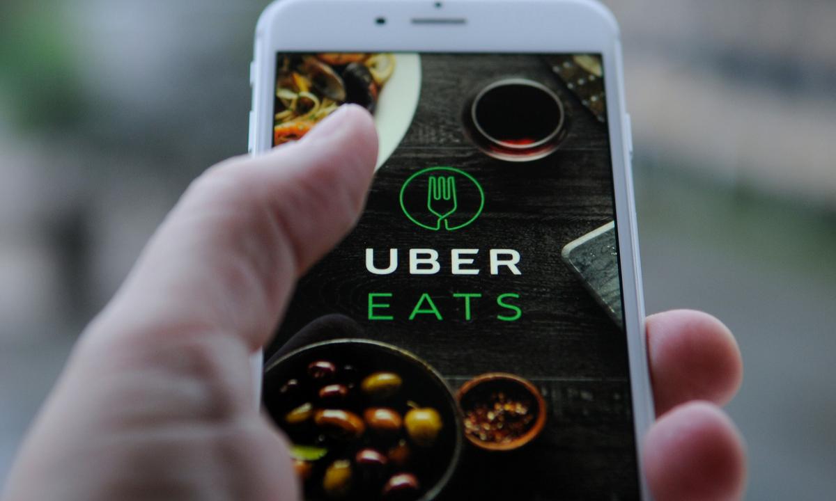 Uber Eats a fost lansat în București. Cum comanzi