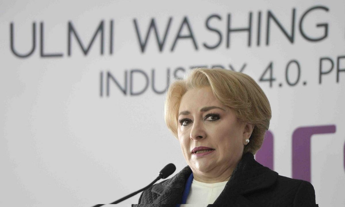 """Viorica Dăncilă: """"Pilonul II de pensii nu se desființează, dar ar putea suferi modificări"""""""