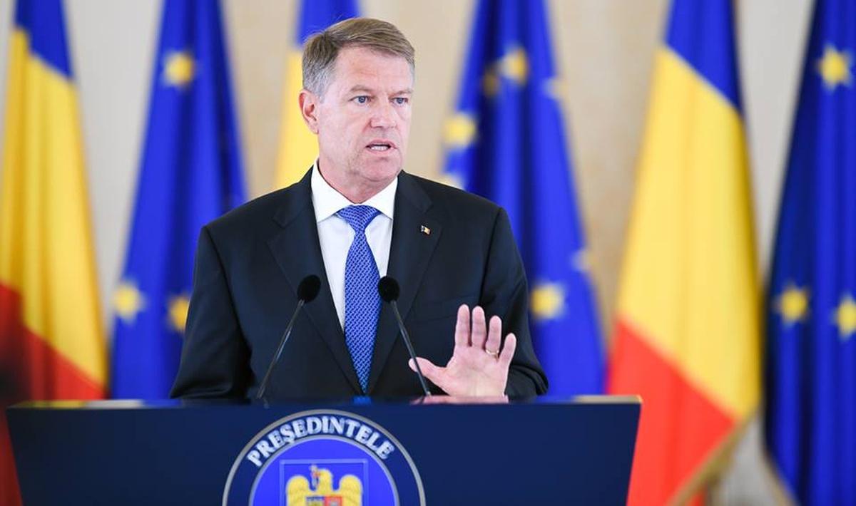 """Președintele Iohannis: """"România se angajează să adere la Zona Euro cât mai repede"""""""