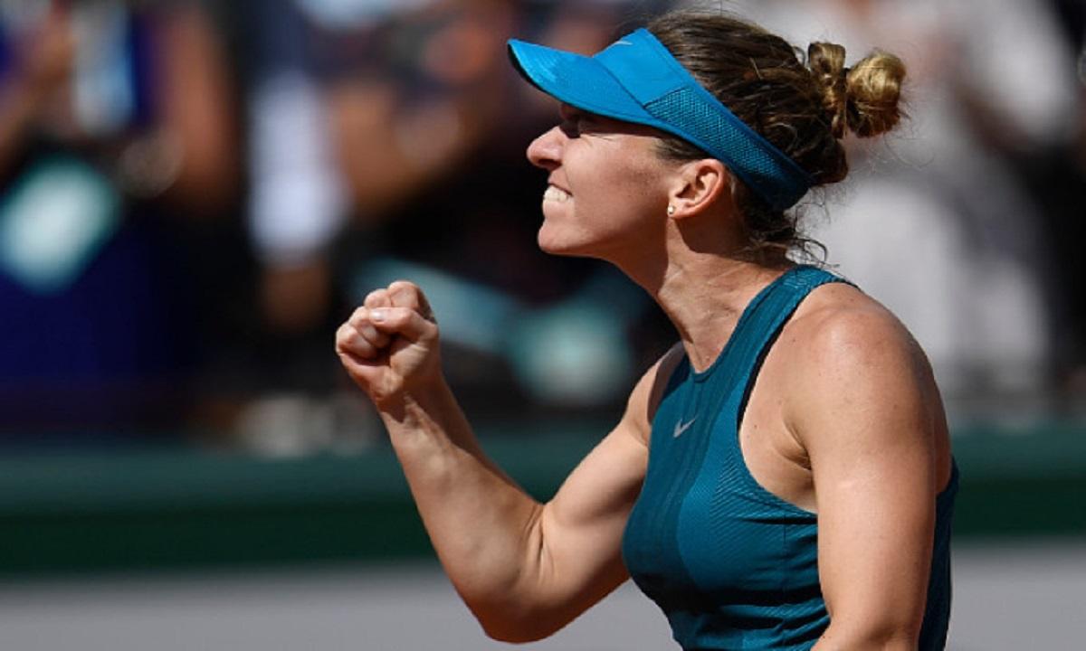 Simona Halep a câștigat finala Roland Garros