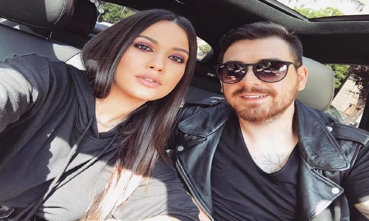 Betty Salam și Cătălin Vișănescu s-au căsătorit!