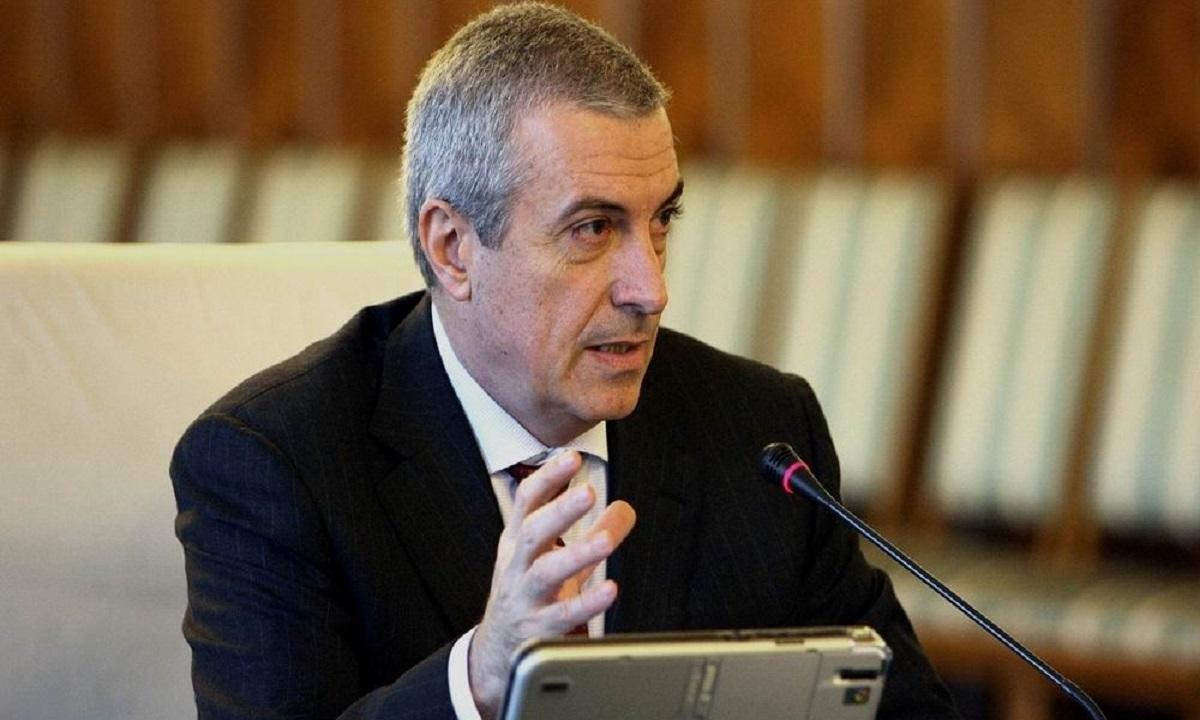 Călin Popescu Tăriceanu: Codul Penal nu se schimbă prin OUG