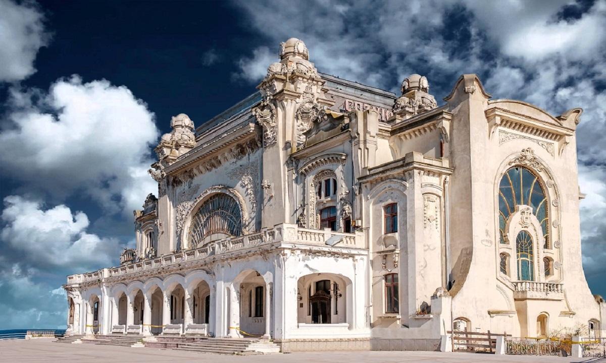 Încep lucrările de conservare pentru Cazinoul din Constanța