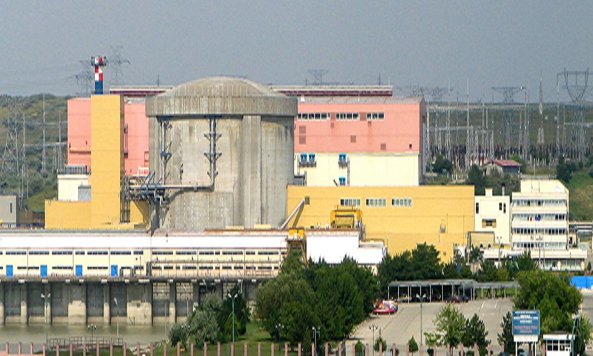 Cernavodă: Reactorul 1 repornit după o lună