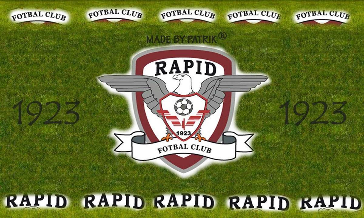 Clubul Rapid în plină sărbătoare! Au împlinit 95 de ani de la înființare