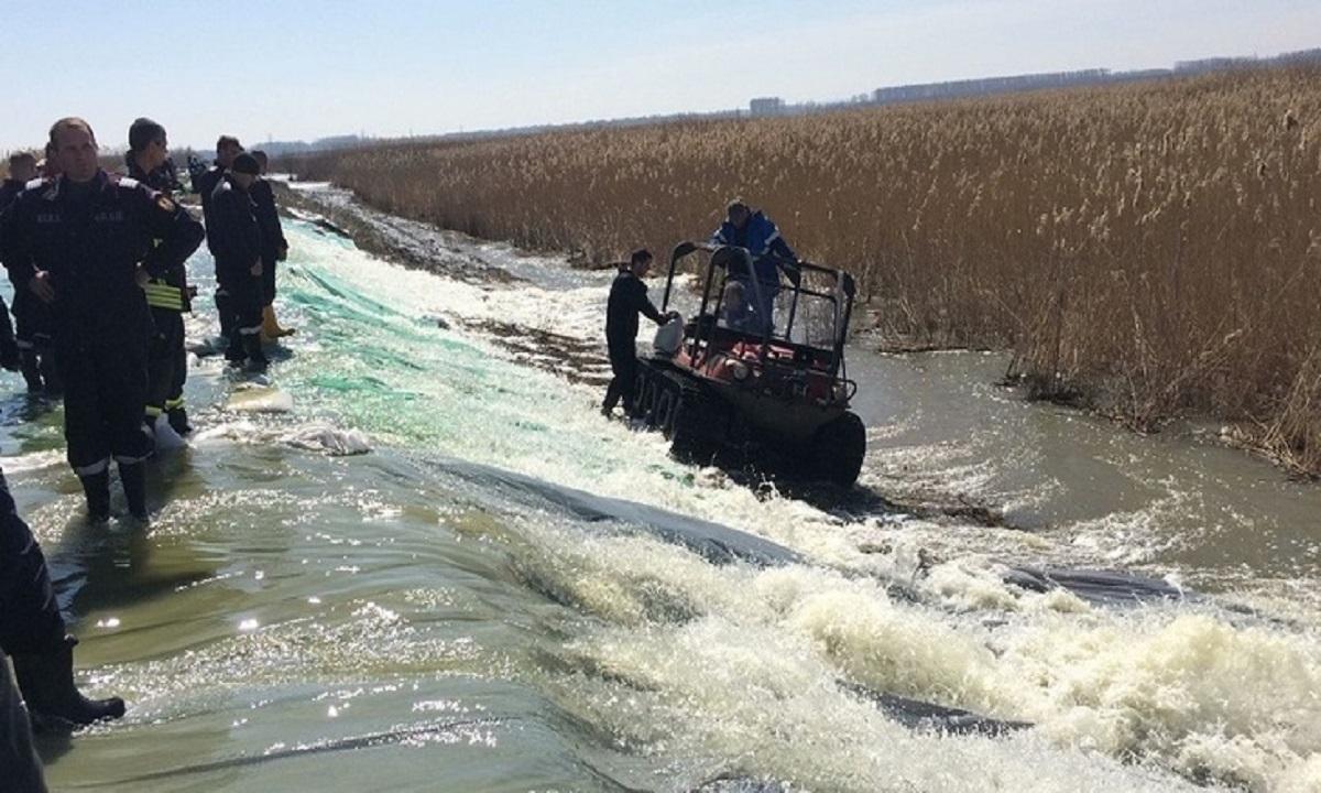 Cod portocaliu de inundații în 24 de județe din țară