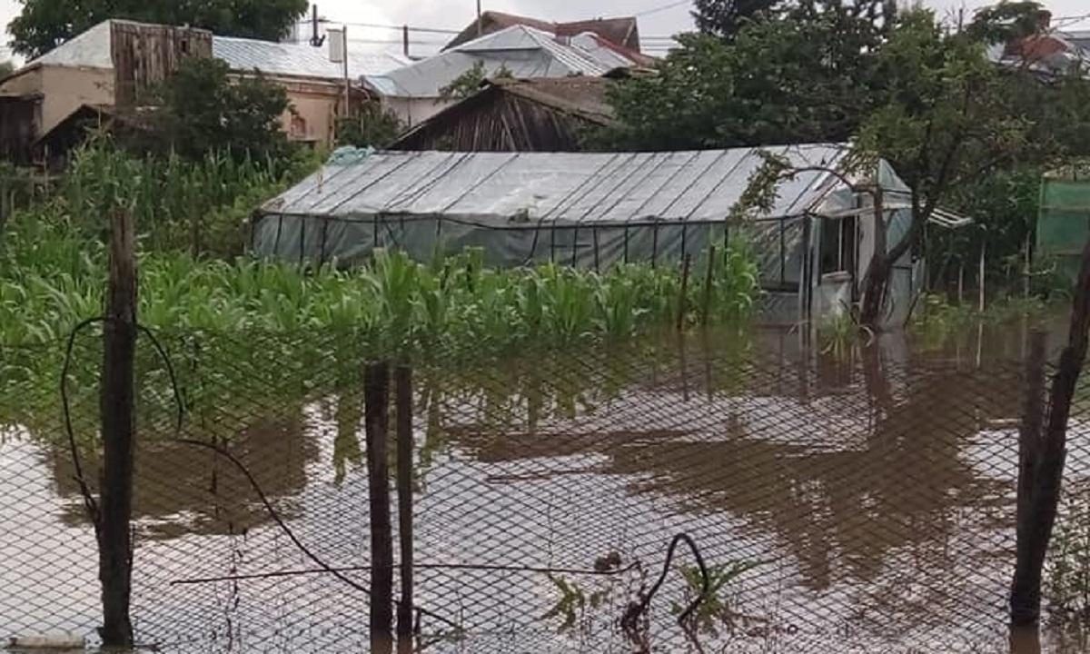 Cod roșu de inundații în județele Harghita, Bacău, Covasna și Neamț