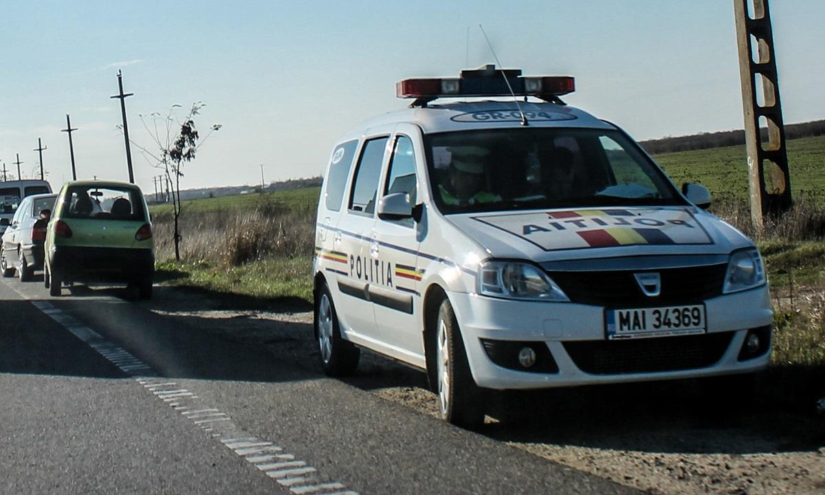 Constanța: Autocar cu 58 de turişti ucraineni, dintre care 3 minori răniți, răsturnat în şanţ
