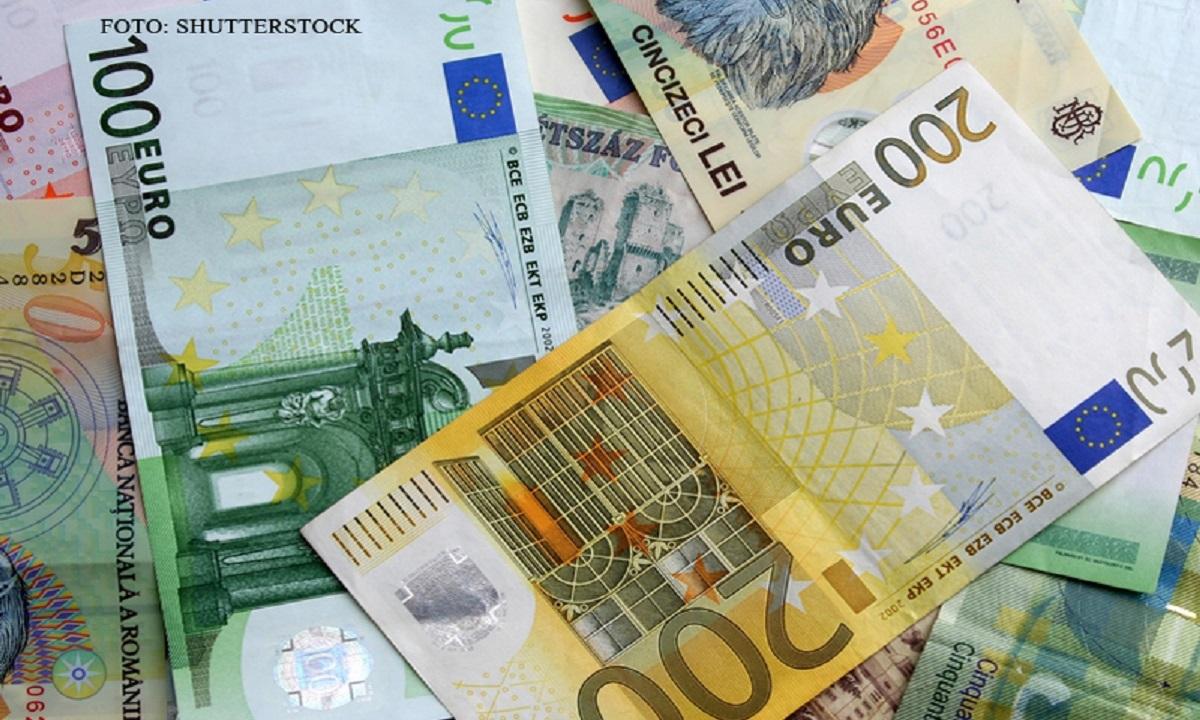 Curs valutar 11 iunie 2018: Euro, dolar, franc elvețian și alte valute