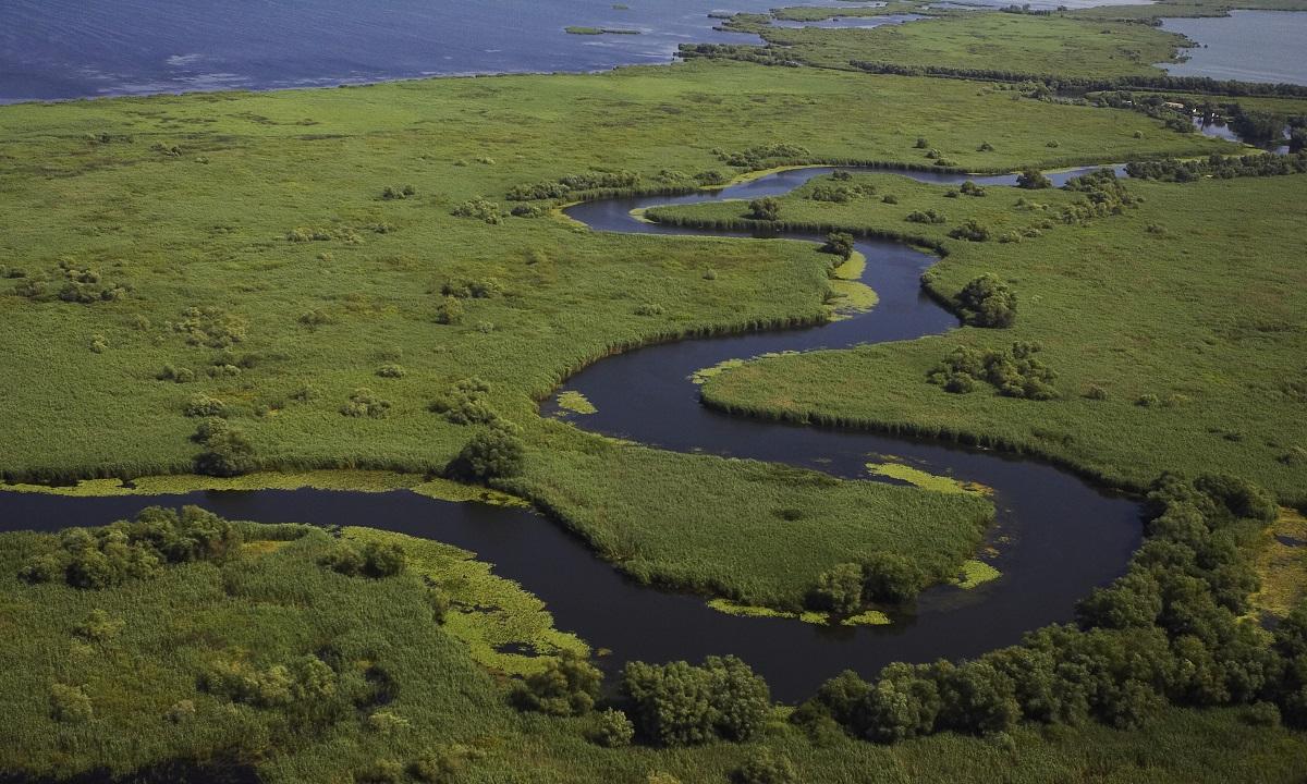 Delta Dunării: O navă modernă va fi dată în folosinţă călătorilor