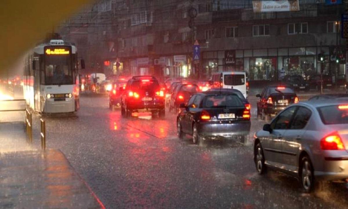 IGSU: 23 de localități afectate de vremea severă