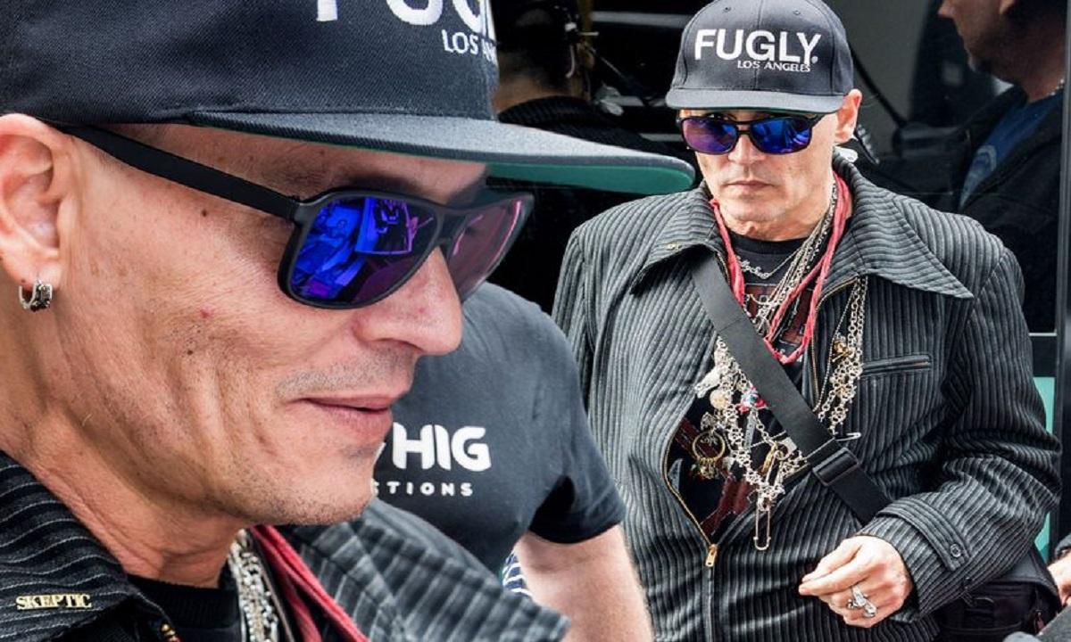 Johnny Depp de nerecunoscut! Fanii sunt îngrijorați
