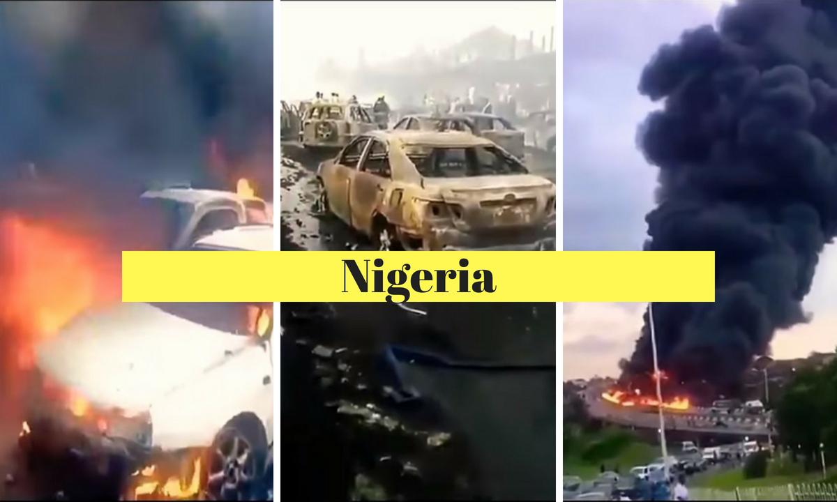 Nigeria: Nouă oameni au ars de vii, după ce o cisternă cu combustibil a explodat