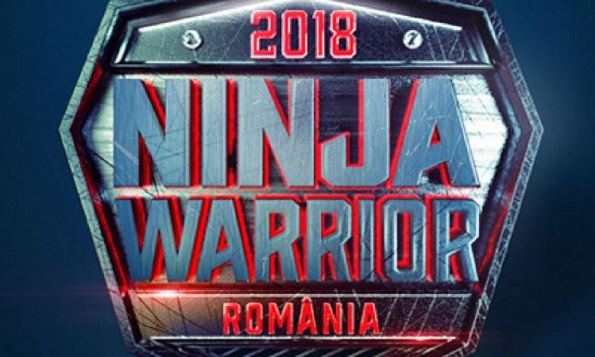 Ninja Warrior acum și în România! Premiul este de 100.000 de euro