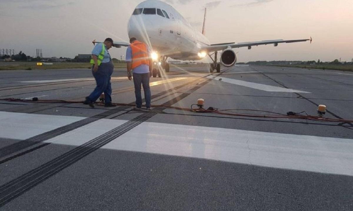 Pista doi a Aeroportului Internaţional Henri Coandă Bucureşti a fost redeschisă