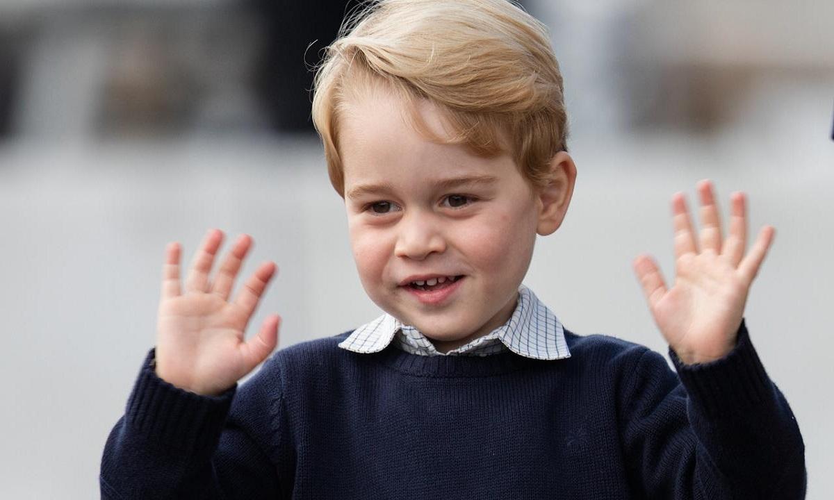 """Prințul George împlinește 5 ani! """" Petrecerea va costa 100.000 de dolari"""""""