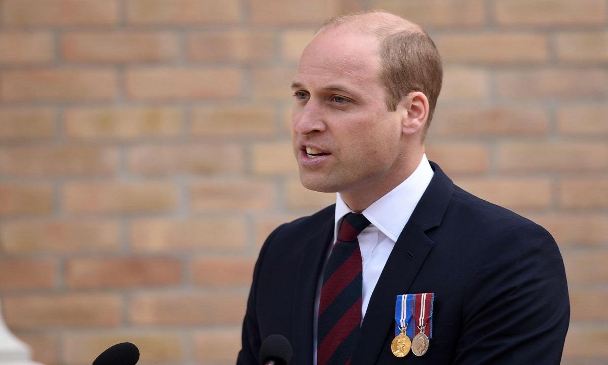 Prinţul William a vizitat memorialul Yad Vashem