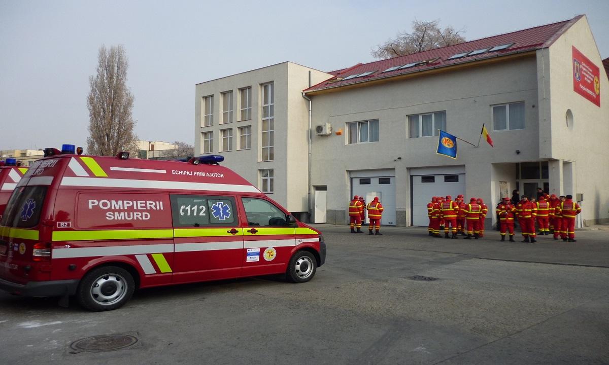 Sălaj: Un bărbat a fost găsit carbonizat într-o maşină incendiată