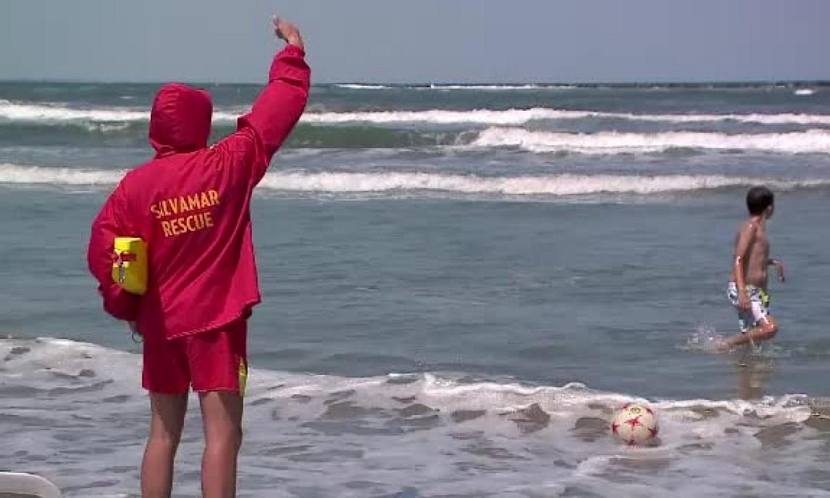 Şase persoane au murit înecate pe litoral de la începutul sezonului estival