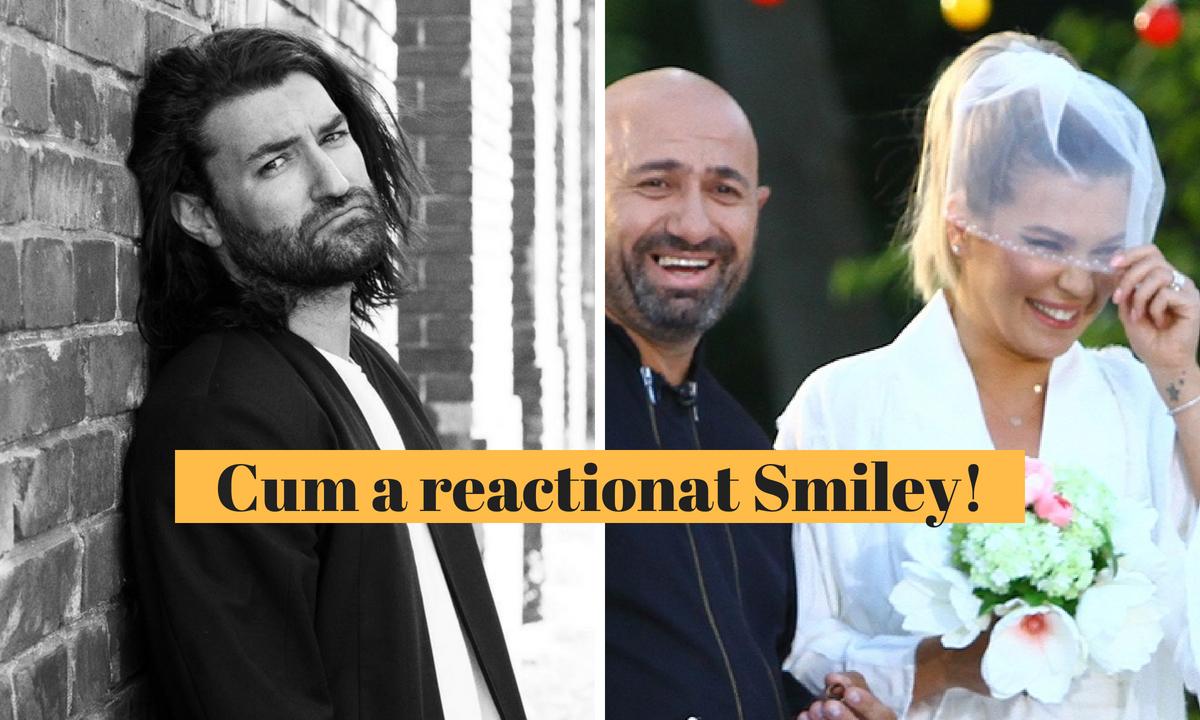 Cum a reacționat Smiley când a aflat ca Gina a acceptat să se mărite cu Scărlătescu!