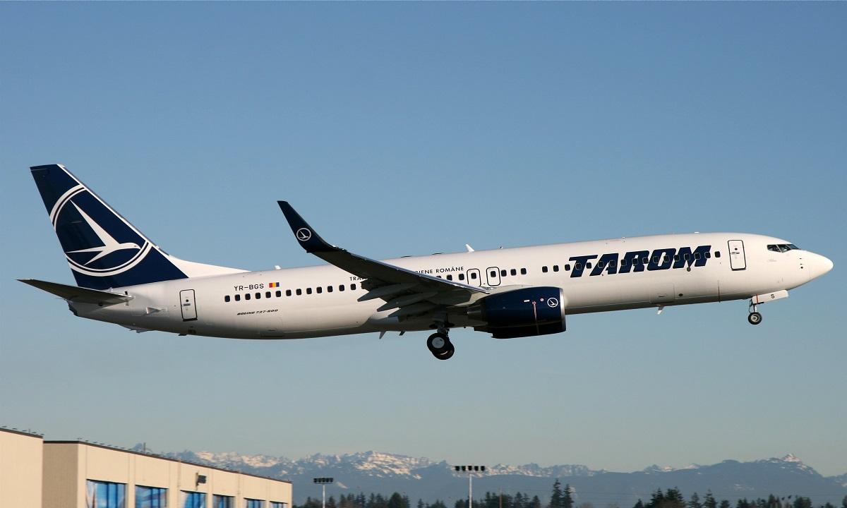 TAROM anunță întârzieri la toate zborurile! Problema este la nivel mondial