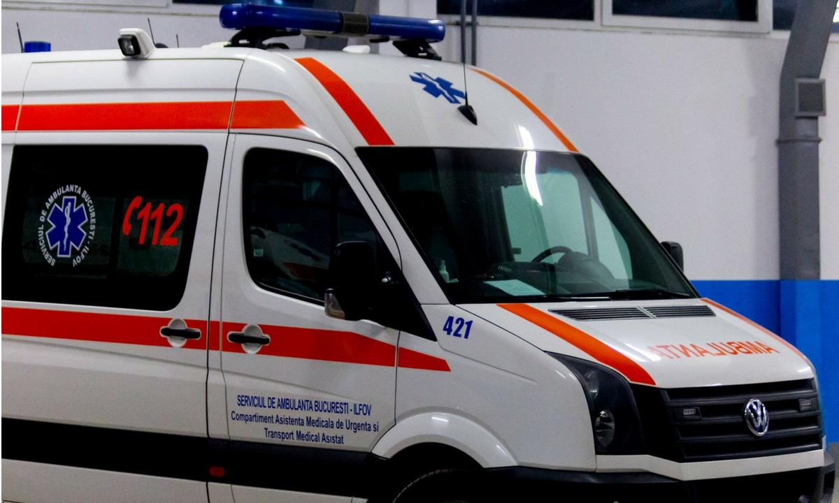 Vaslui: Accident în Negrești, pe 4 iunie 2018. Un bărbat a ajuns în stare gravă la spital după ce s-a lovit la locul de muncă
