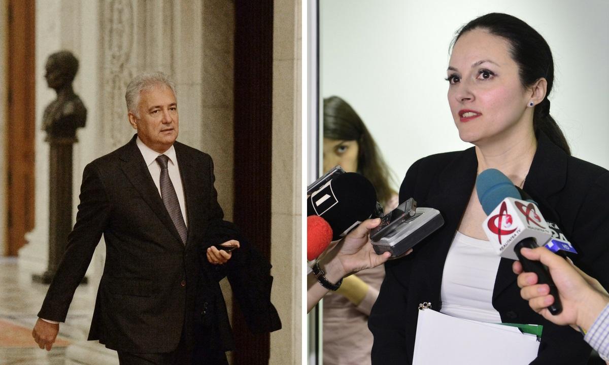 Adriean Videanu, achitat în dosarul în care Alina Bica a fost condamnată la 4 ani de închisoare cu executare