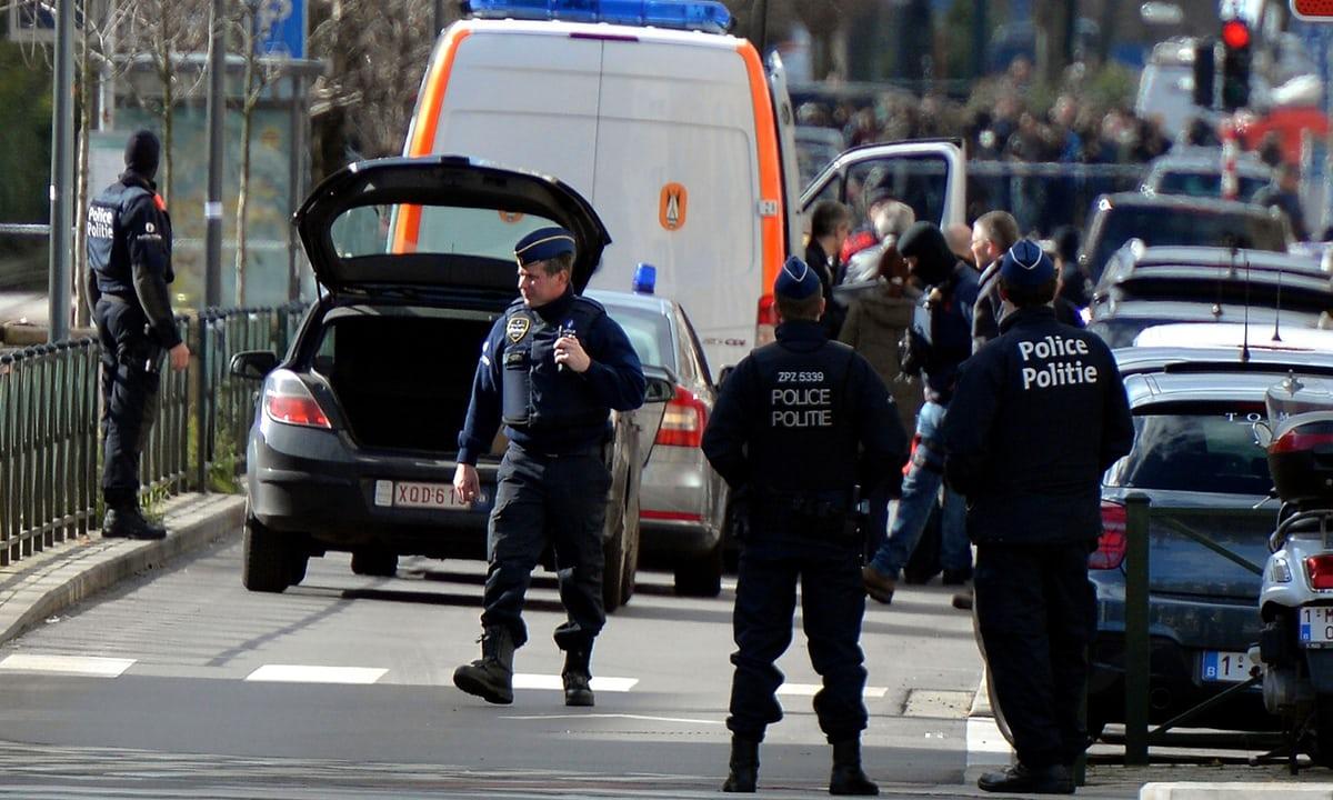Alertă cu bombă la Bruxelles. Ce s-a întâmplat în capitala Belgiei