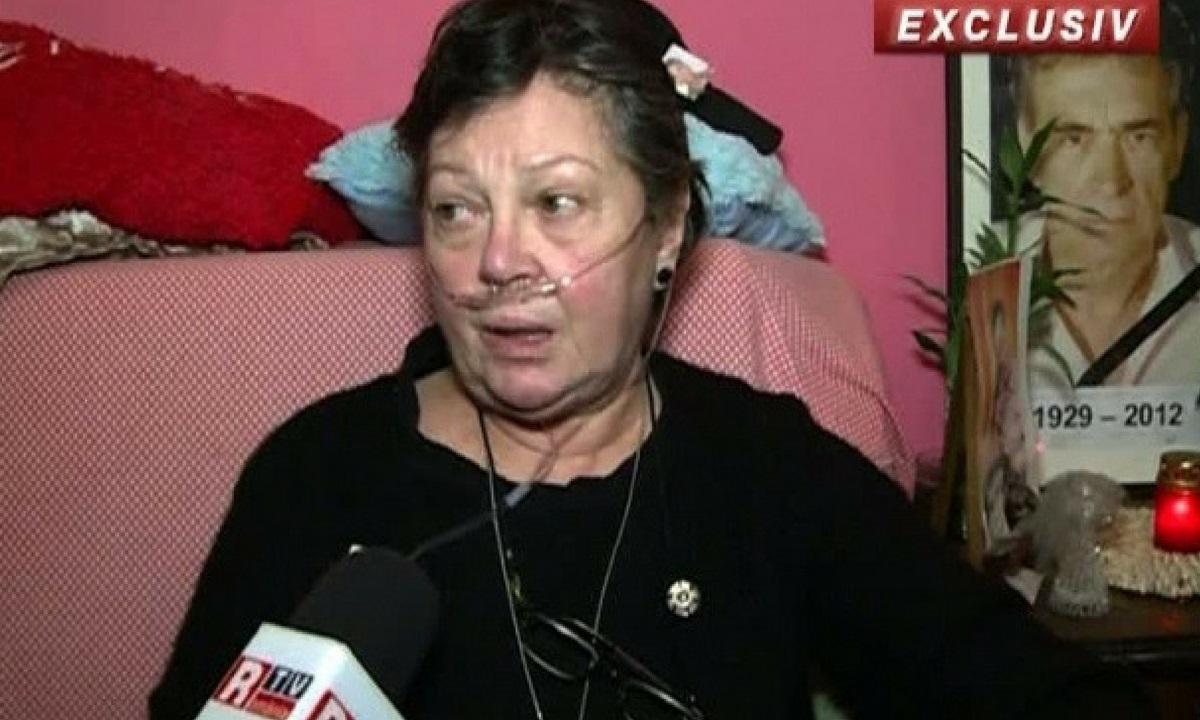 Anca Pandrea a fost găsită înconștientă într-o baltă de sânge și a ajuns la spital de urgență
